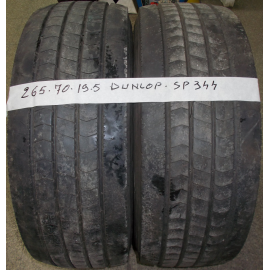 265/70 R17.5 USATO DUNLOP