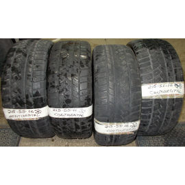 215/55 R16 USATO CONTINENTAL WINTER
