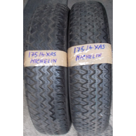 175 R14 MICHELIN XAS