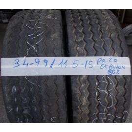 34X9-9/11.5-16 PR14 USATO EX AVIO