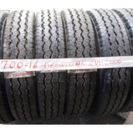 7.00 R16C 117/116M FIRESTONE C.V.H.2000