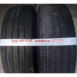 305/70 R19.5 USATO MICHELIN XDE2