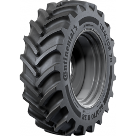 380/70 R24 125D/128A8 CONTINENTAL TRACTOR 70
