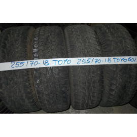 255/70 R18 112T USATO TOYO OPEN COUNTRY A/T