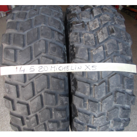 14.5 R20 MICHELIN XS