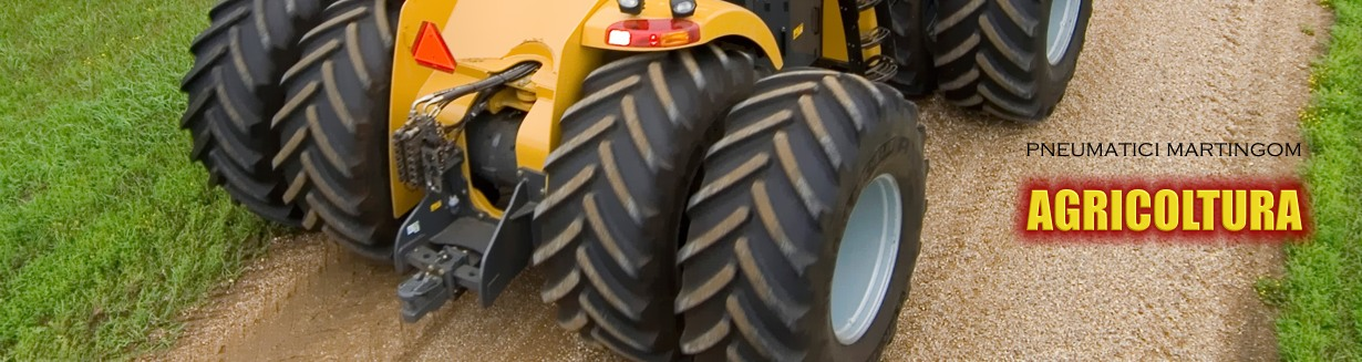 pneumatici martingom agricoltura