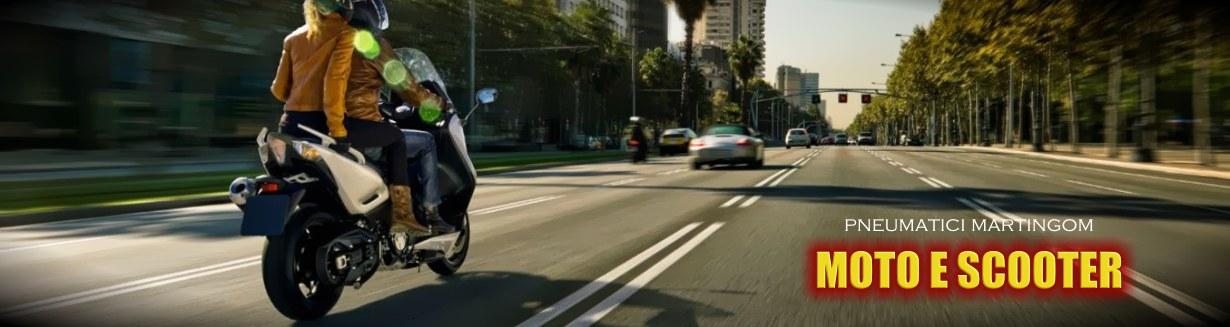 pneumatici moto scooter